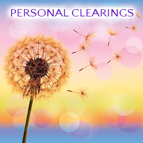Earth Release Personal Clearings