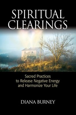 Book - Spiritual Clearings by Diana Burney