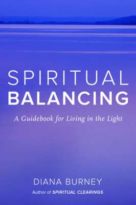 Book - Spiritual Balancing by Diana Burney